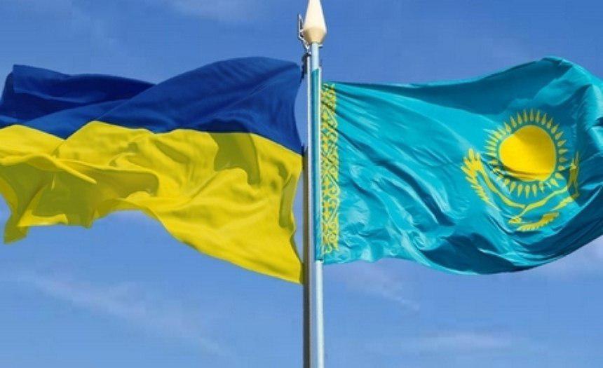 Украина и Казахстан выразили свою заинтересованность в усилении экономического сотрудничества