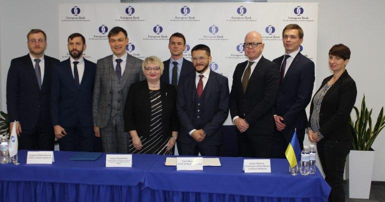 «Баришівська зернова компанія» Grain Alliance отримає 10 млн євро від ЄБРР на розвиток виробництва