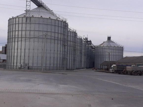 Новий елеваторний комплекс прийнятий в експлуатацію на Сумщині
