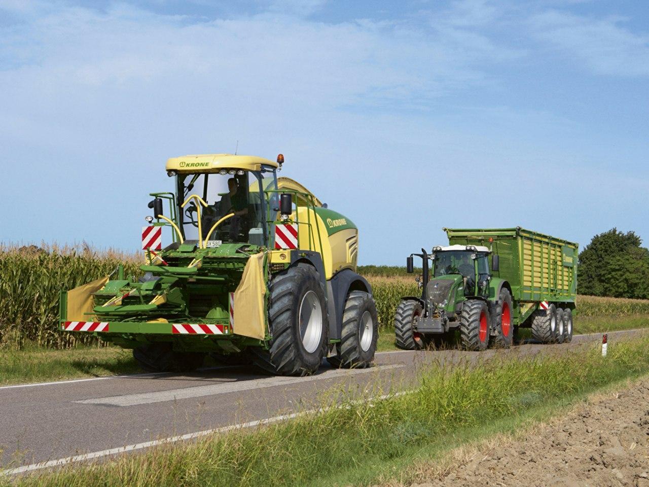 Правительство приняло список критериев проверок сельхозтехники