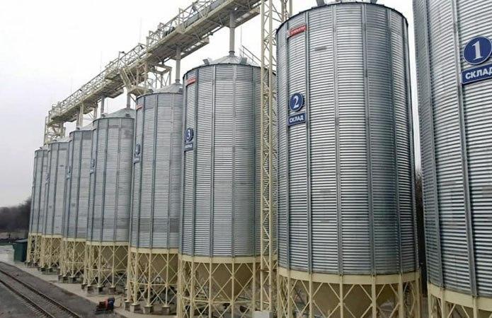 Новый терминал компании НИБУЛОН будет оснащен силосам для хранения влажного зерна от компании «Югэлеватор»
